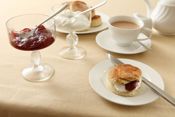 How to make the perfect cream tea!