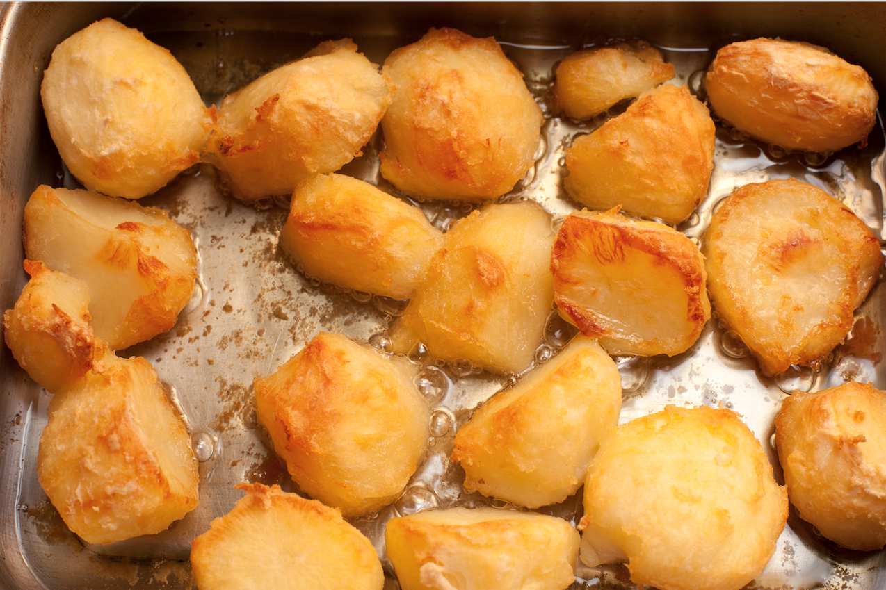 Your guide to extra crispy roast potatoes