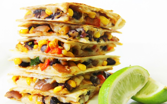 ProCook Vegetable Quesadillas Recipe