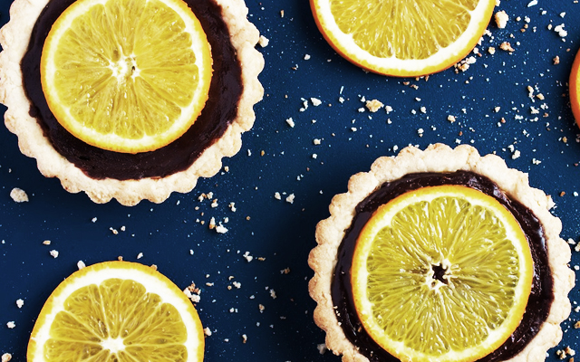 ProCook Dark Chocolate and Orange Tarts Recipe