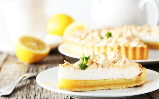ProCook Lemon Meringue Pie Recipe