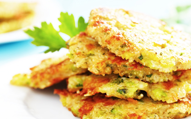 ProCook Vegetable Fritters Recipe