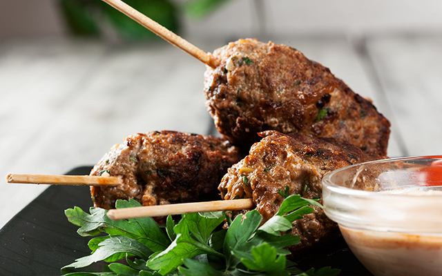 ProCook Spicy Lamb Kofta Kebabs Recipe