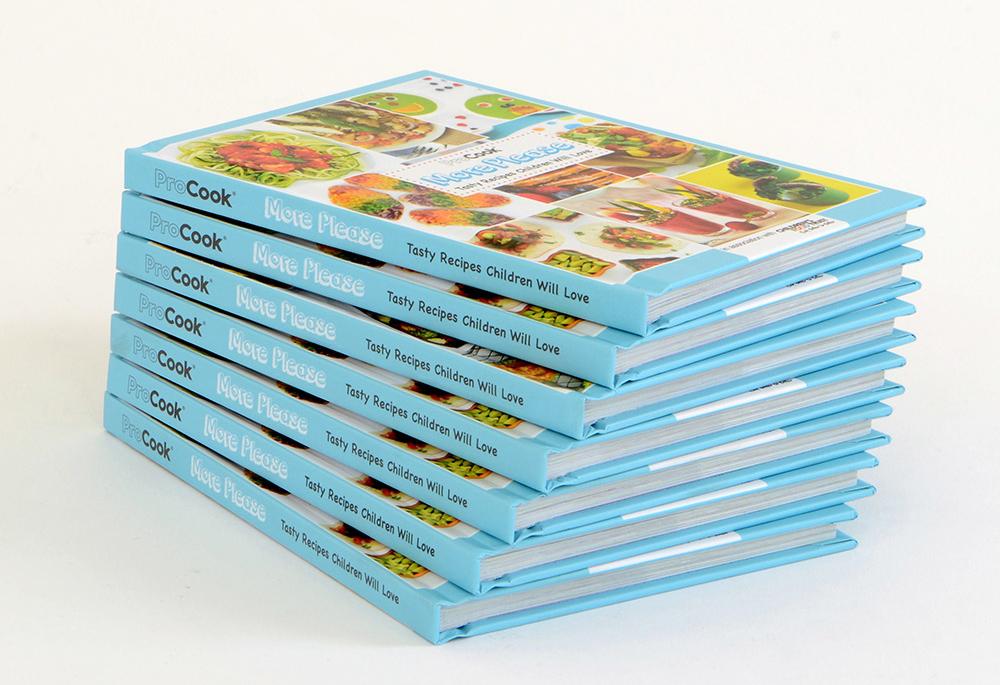 Celebrity chefs get behind ProCook's first cookery book for children