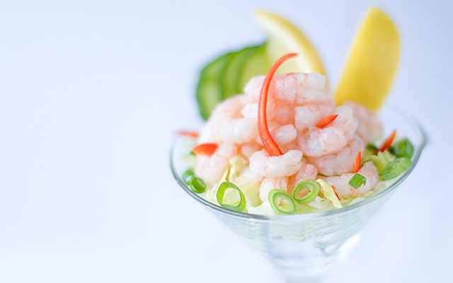 Perfect Prawn Cocktail