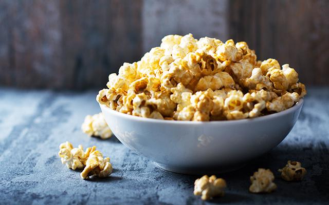 Chai Cinnamon Popcorn