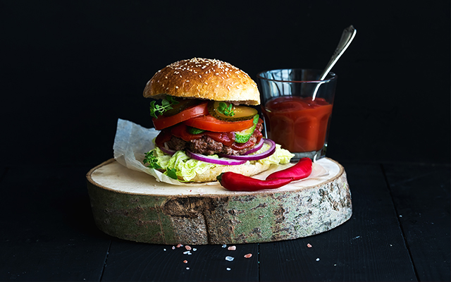 Spicy Beef Burger Recipe