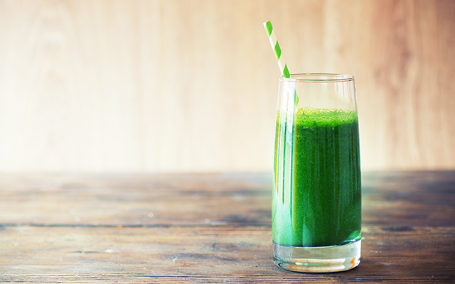 Get Up and Go Green Smoothie
