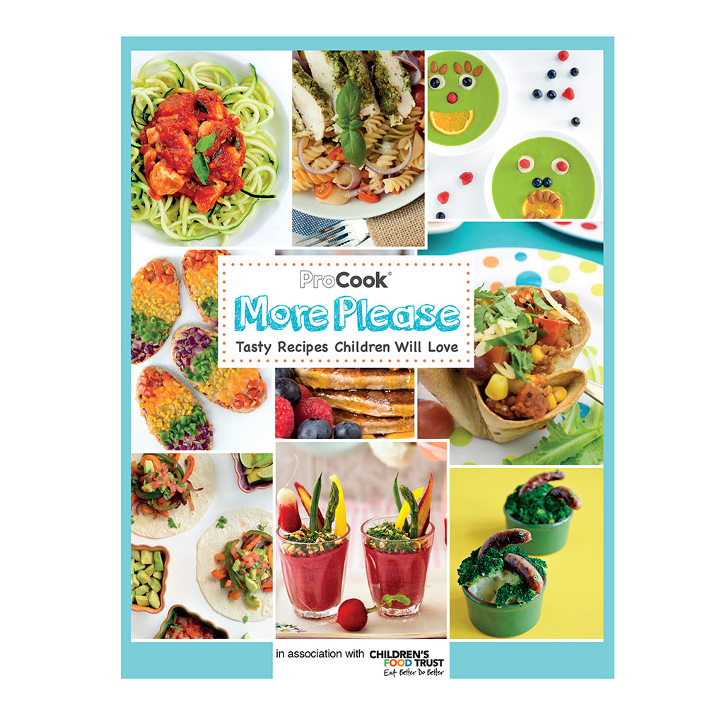 children food trust cookbook