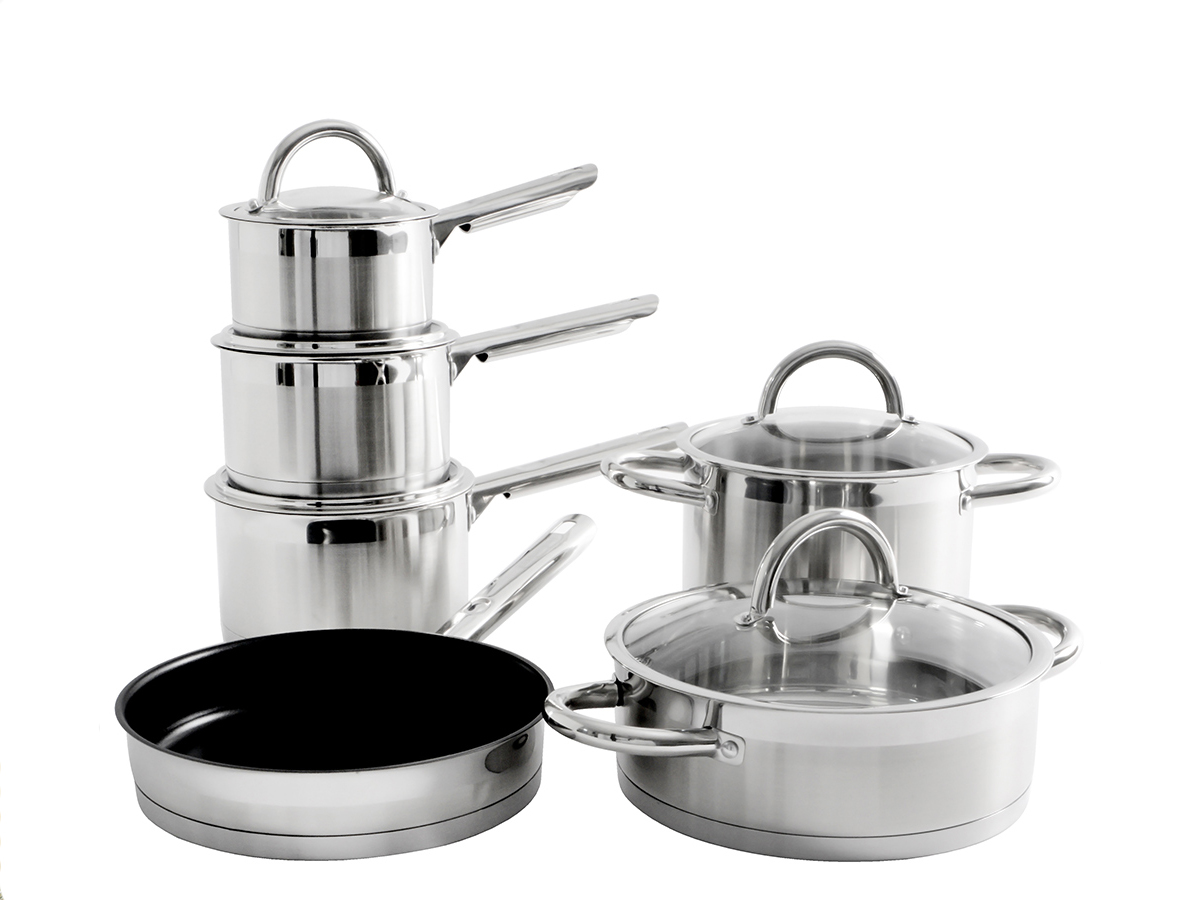 how to choose a cookware set pans
