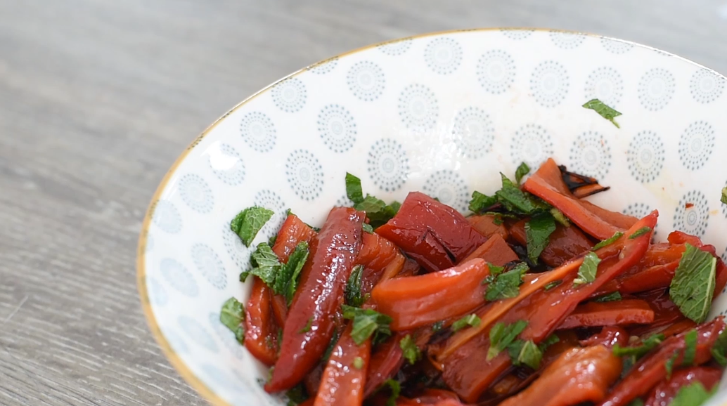 ProCook Blackened Peppers Recipe