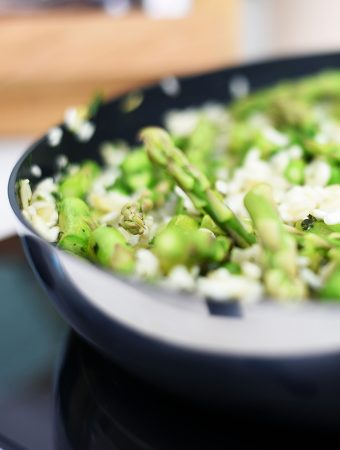 Asparagus and Lemon Risotto Recipe