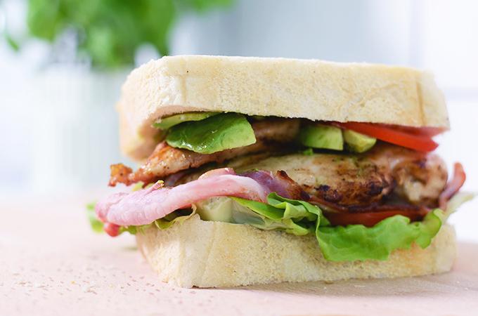 Bacon Sandwich Recipe