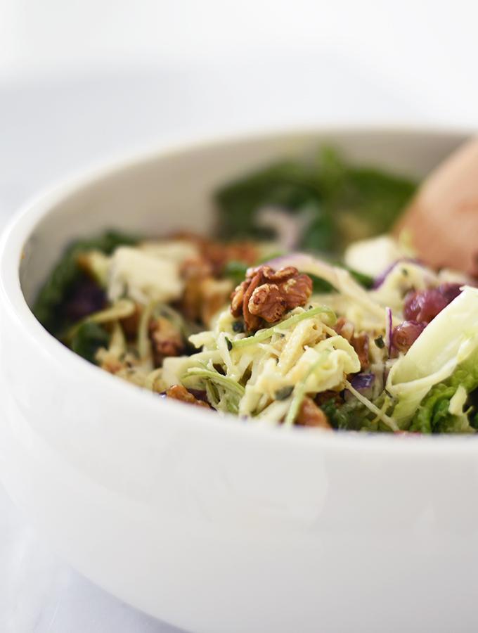 ProCook Spiralized Waldorf Salad Recipe