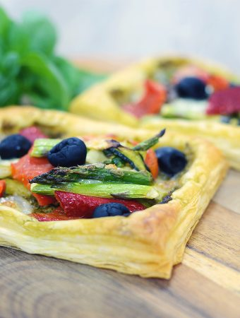 VEGETABLE TARTLETS