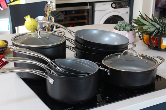 ProCook Ceramic Cookware with food blogger My Fussy Eater