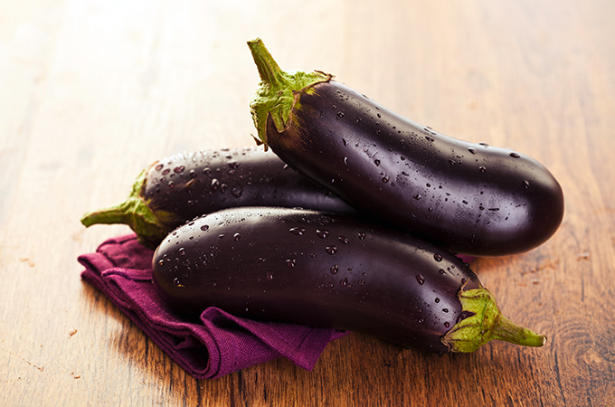 Aubergine for Healthy Ingredients We Should Be Eating for a Healthy Lifestyle