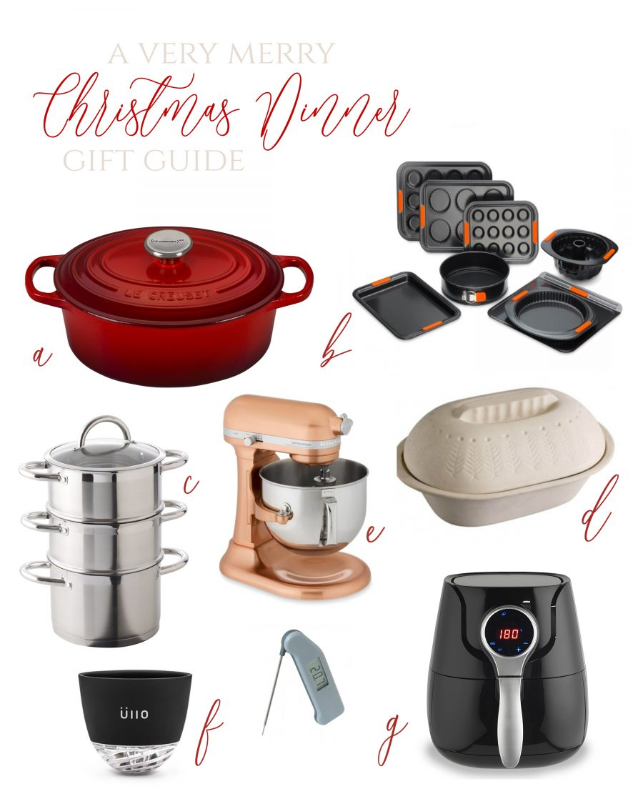 Christmas Dinner Gift Guide with Keep Up With The Jones Family