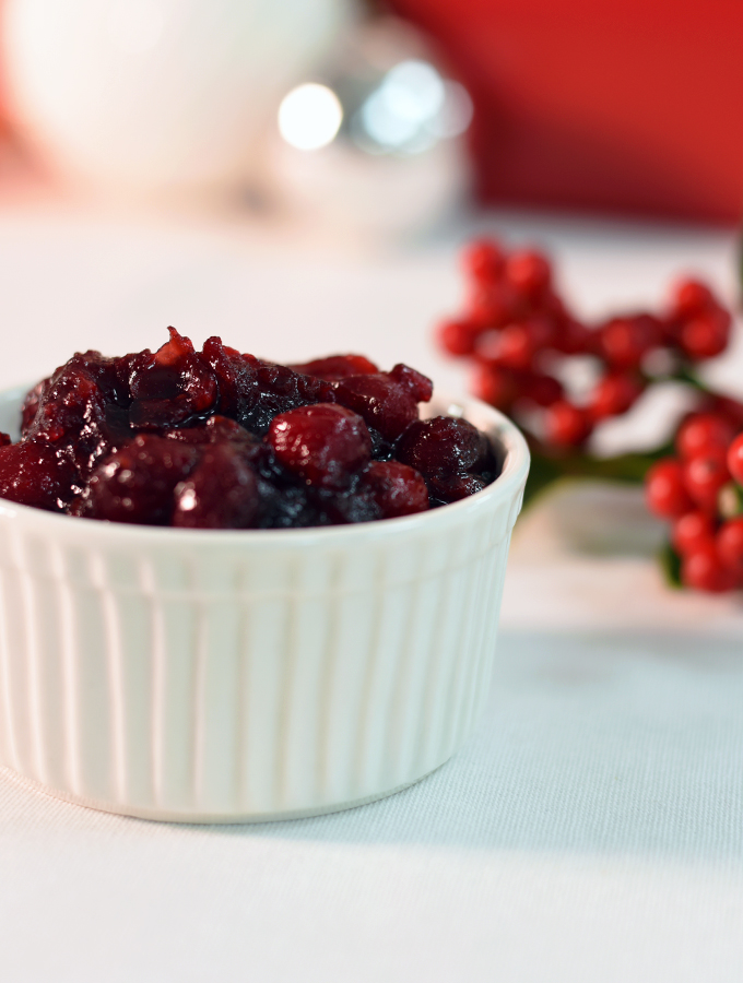 ProCook Cranberry and Port Sauce Recipe