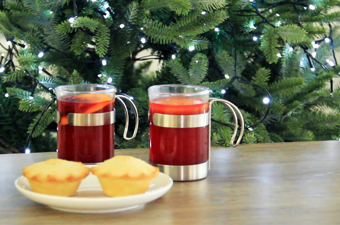 ProCook Mulled Cranberry Punch Recipe