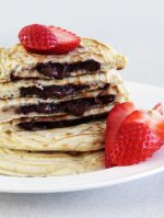 ProCook Nutella Stuffed Pancake Recipe