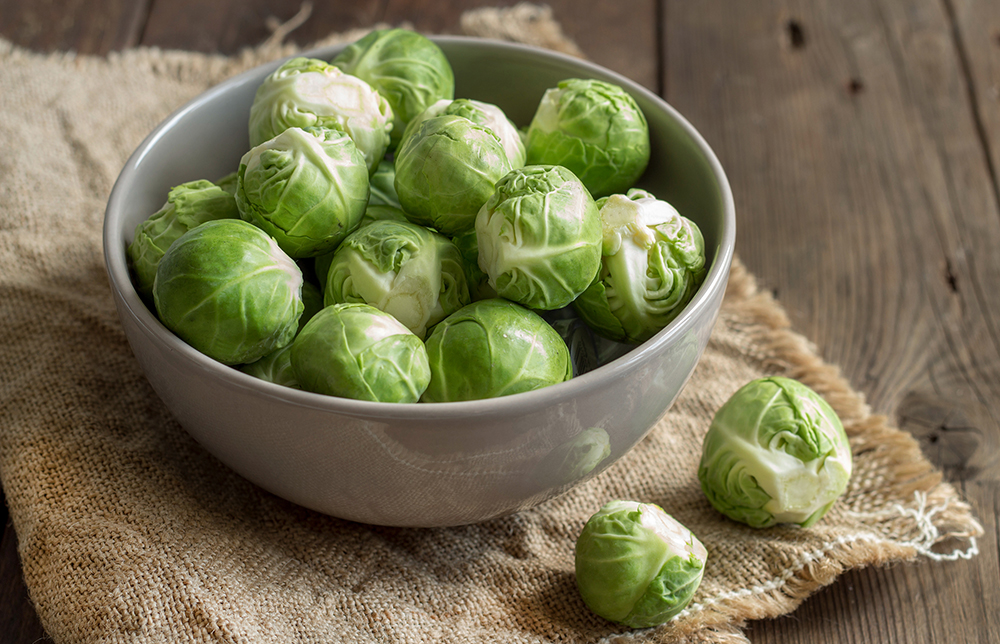 Brussel Sprouts for Healthy Ingredients We Should Be Eating for a Healthy Lifestyle