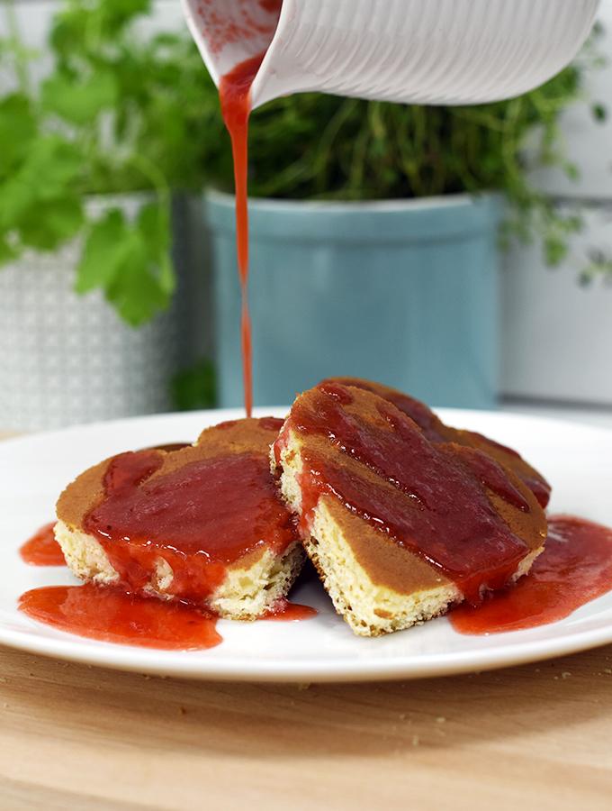 ProCook American Pancake recipe for Pancake Day