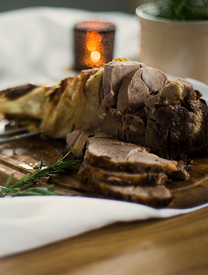 How to Roast a Leg of Lamb for Easter | ProCook Recipe
