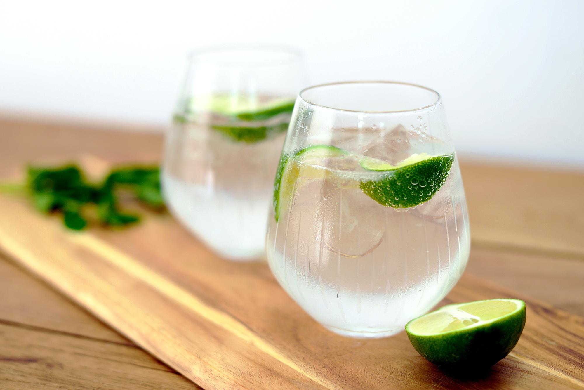 ProCook Classic Gin & Tonic Cocktail Recipe Landscape Image