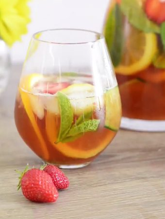 PIMMS ICED TEA