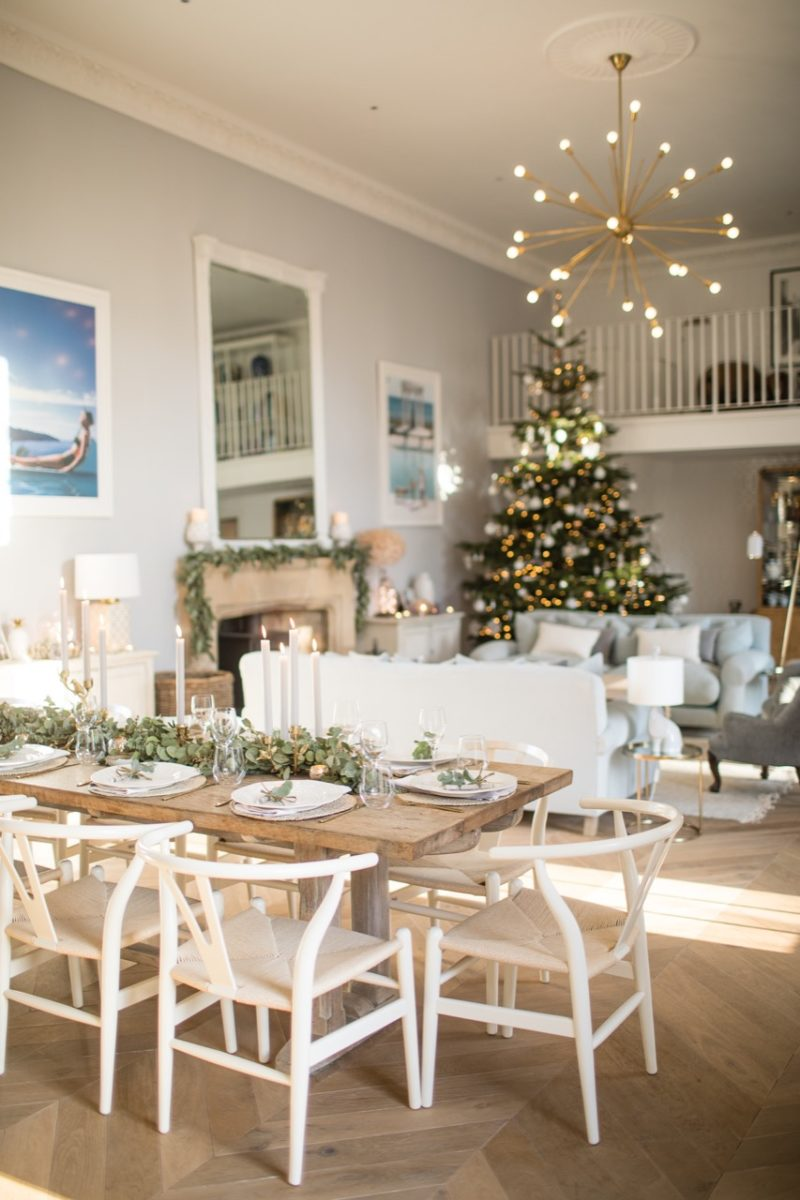 Christmas with blogger Laura Butler-Madden