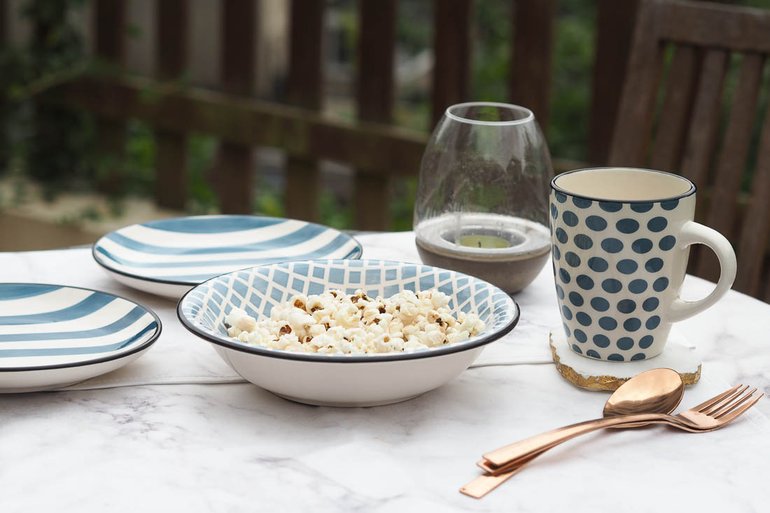 Melissa Jane Lee Reviews ProCook Dartmouth Tableware Range