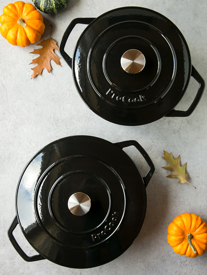 The Petite Cook ProCook Cast Iron Casserole Giveaway