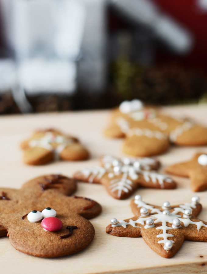 ProCook Gingerbread Biscuit Recipe for Christmas