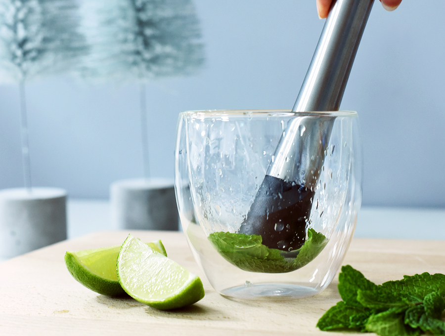 ProCook White Christmas Mojito Cocktail Recipe