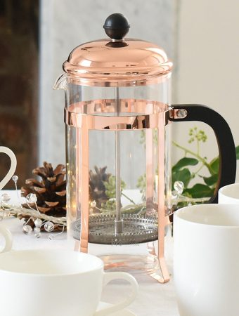 Life Unexpected rates our Rose Gold Cafetiere