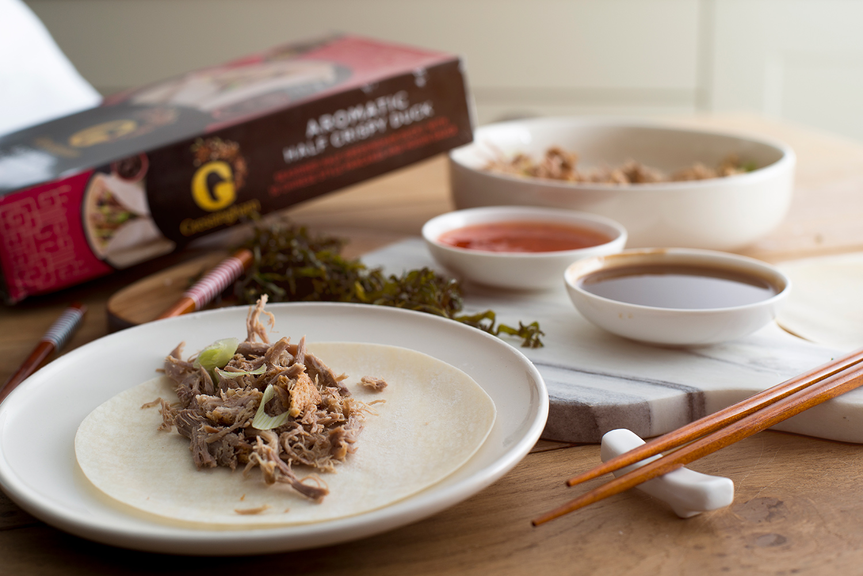 ProCook Crispy Duck Pancakes Recipe with Gressingham Duck