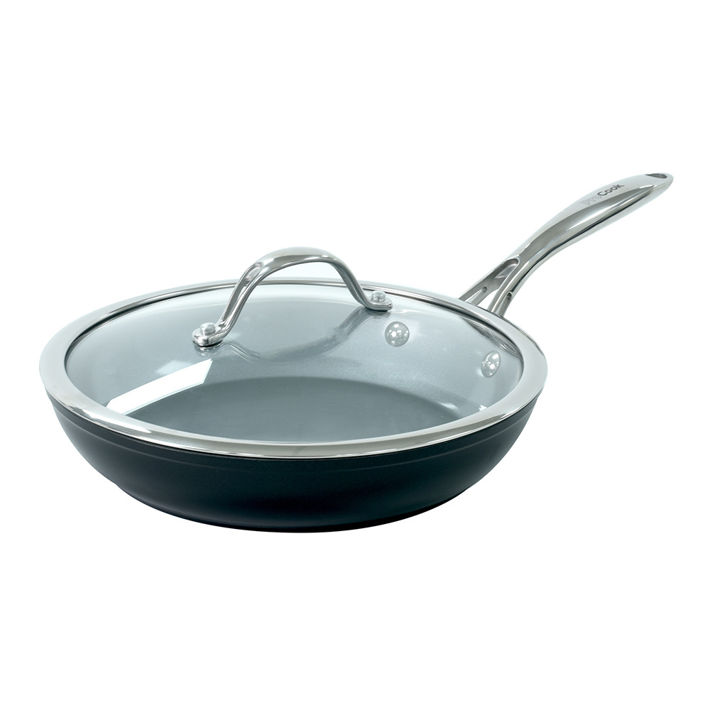 As Seen On BBC Good Food - ProCook Professional Steel Frying Pan