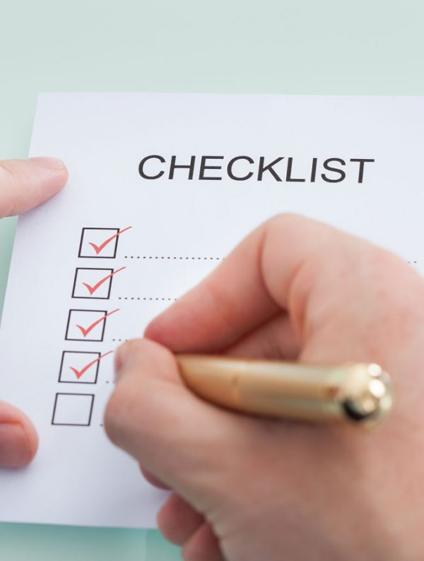 University Kitchen Checklist: What You Really Need