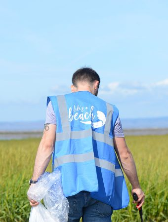 Life's a Beach collects 25kg of litter