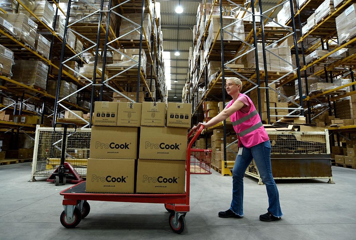 ProCook reports strong half year figures