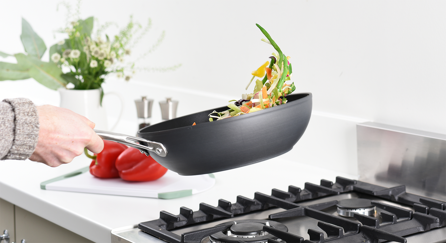 ProCook Uncoated Cookware VS Non-Stick Cookware