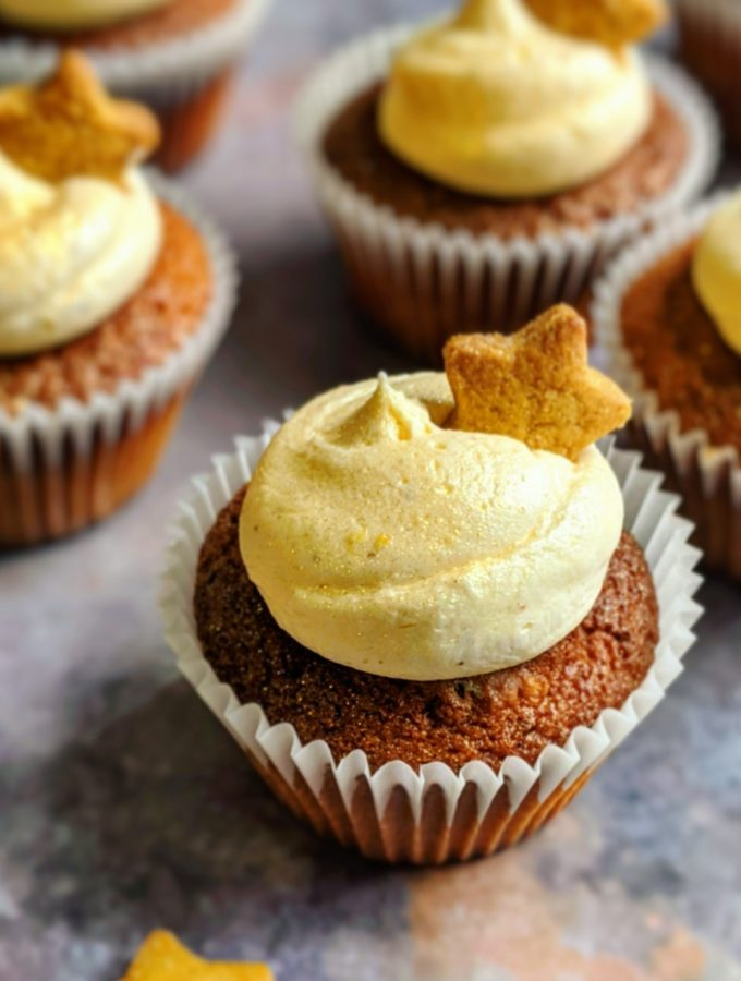 ProCook Gingerbread Cupcakes