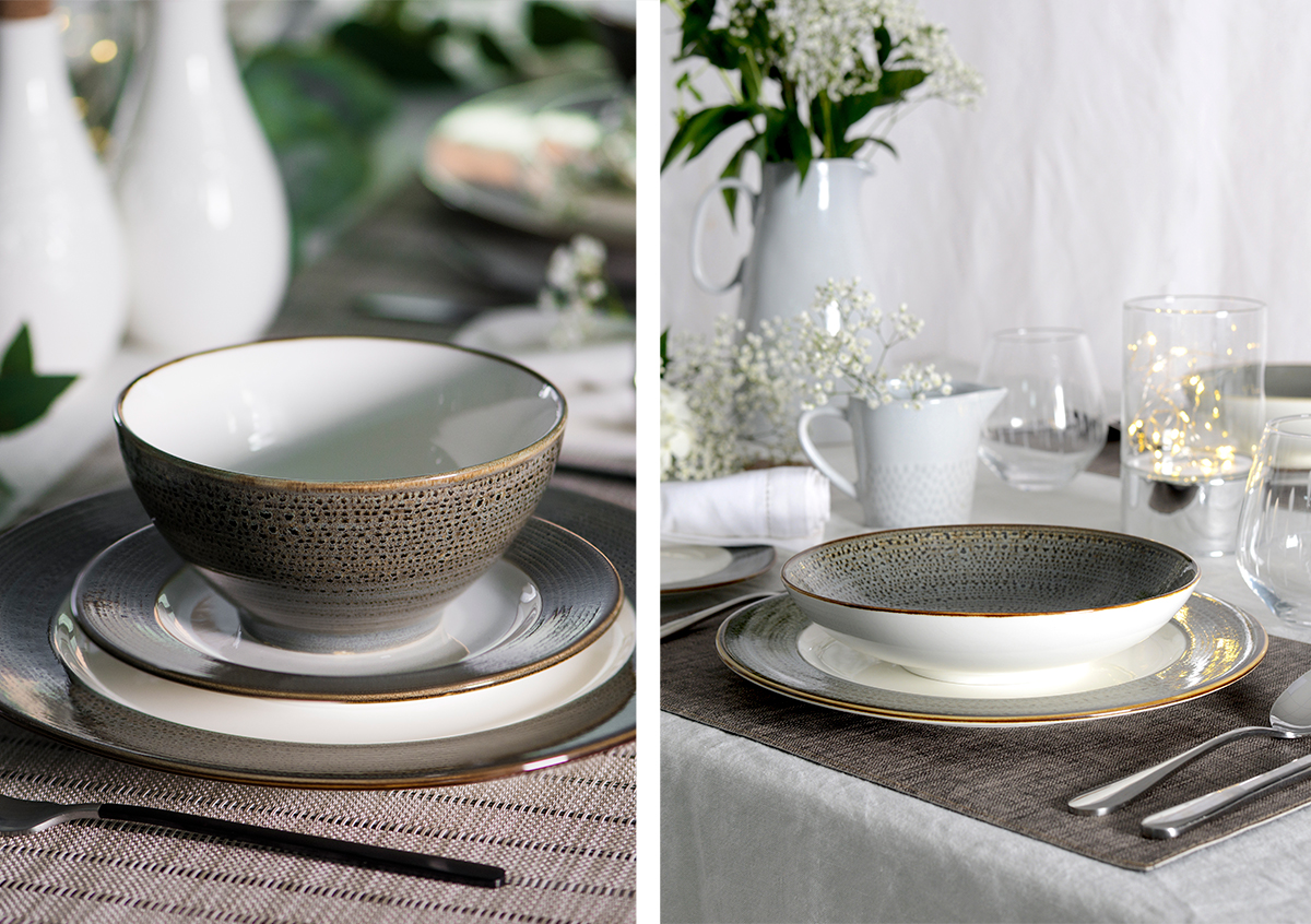 Introducing ProCook's new tableware ranges, Napa and Antibes