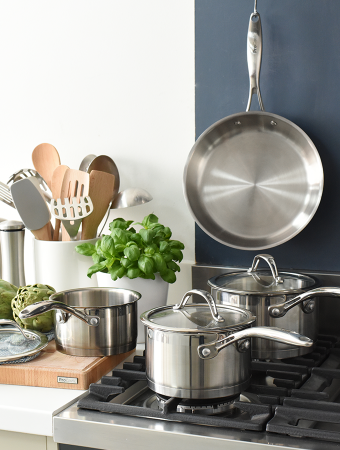 Why you should consider uncoated cookware