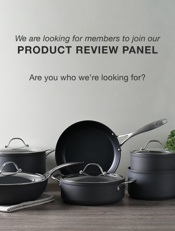 ProCook Product Review Panel - Terms & Conditions