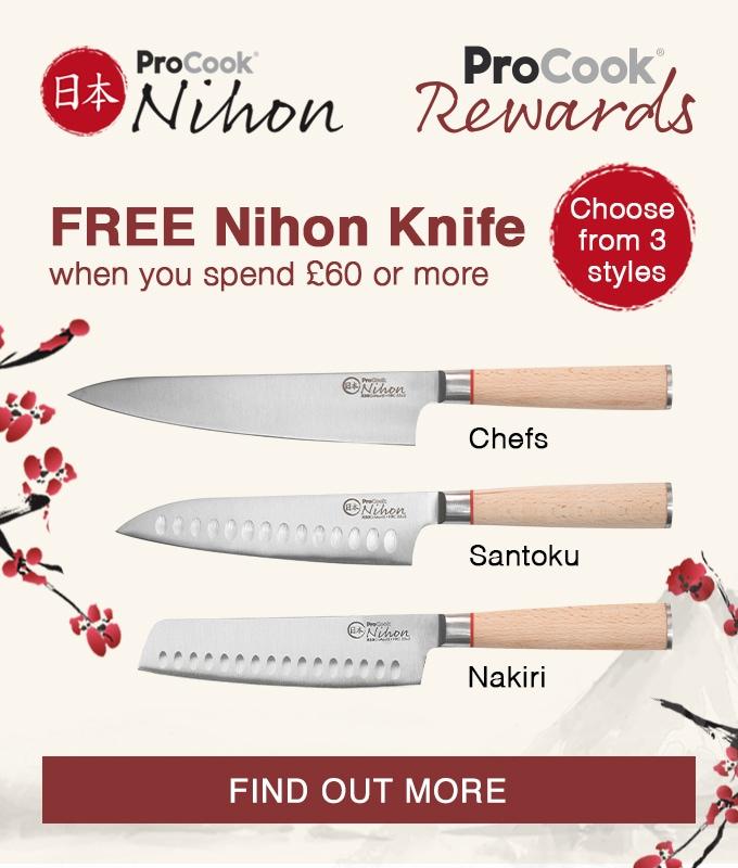 ProCook Nihon Reward Scheme