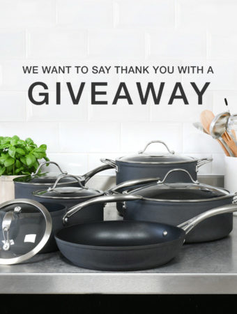 Top 100 Giveaway - Featured Image
