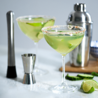 ProCook Cucumber Maragarita Cocktail