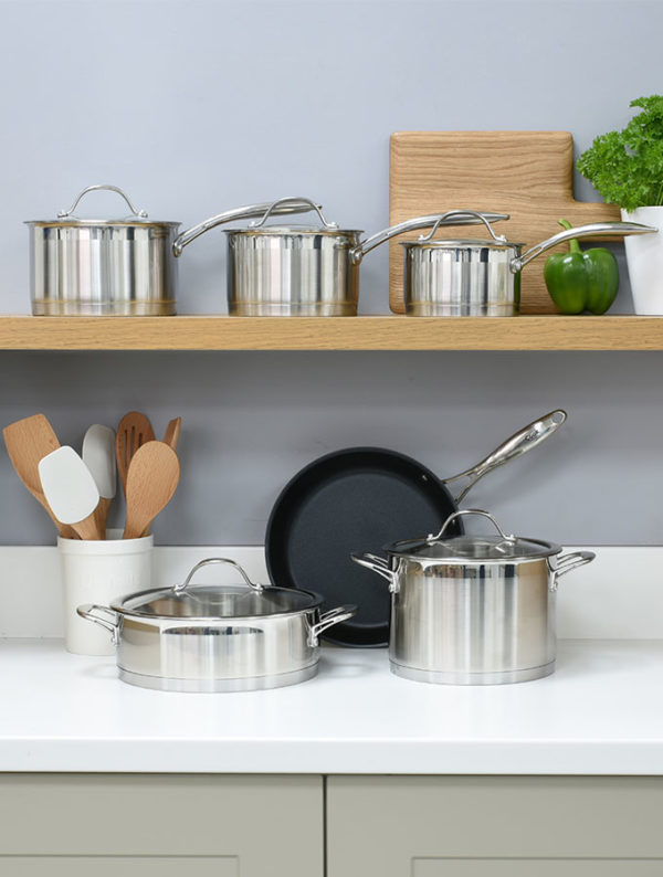 ProCook Professional Stainless Steel Set Giveaway with Em Sheldon